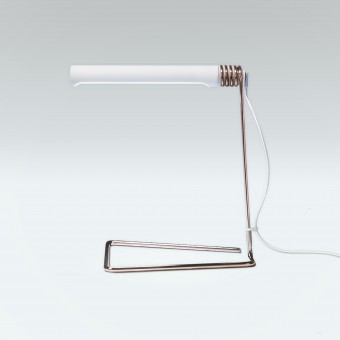 24-Coil Lamp Desk Light