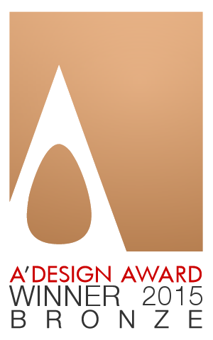 A Design Bronze award for Black Widow Iconpoetry