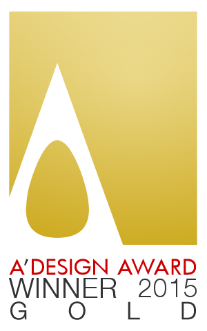 A Design Gold award for Marching Ants Iconpoetry
