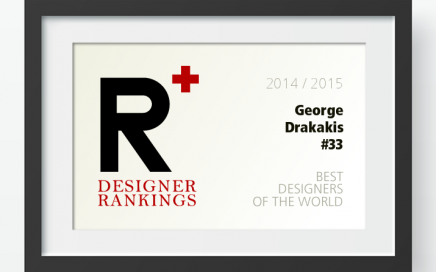 workd design ranking