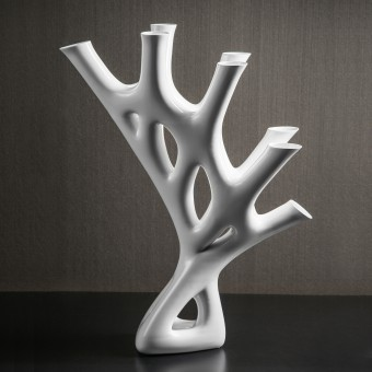 CORAL VASE Flower Vase by Steve Lee
