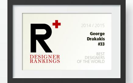 workd design ranking